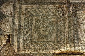 Villa Armira - Image: Villa Armira, the Mosaics 1