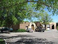 Village Hall, Los Ranchos de Albuquerque New Mexico.jpg