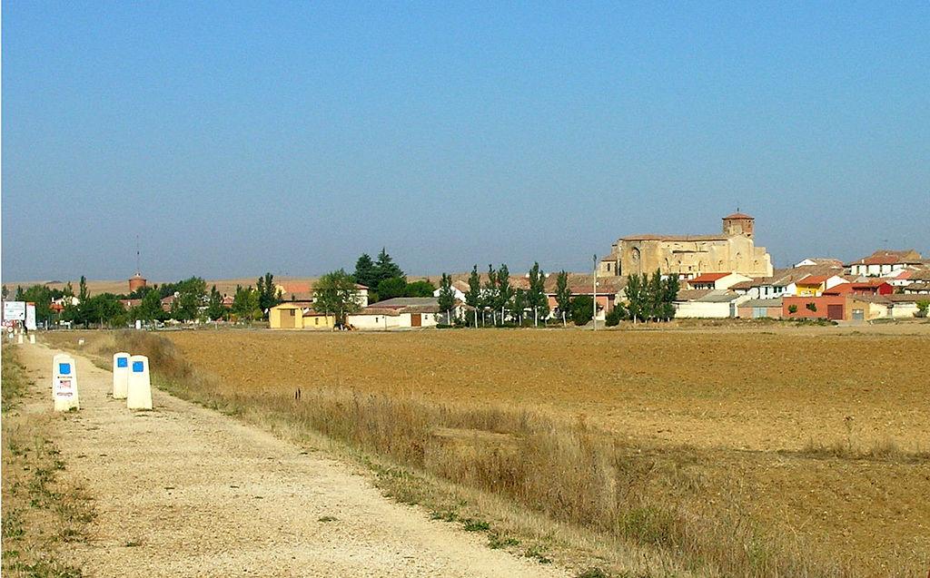 Vista de la localidad