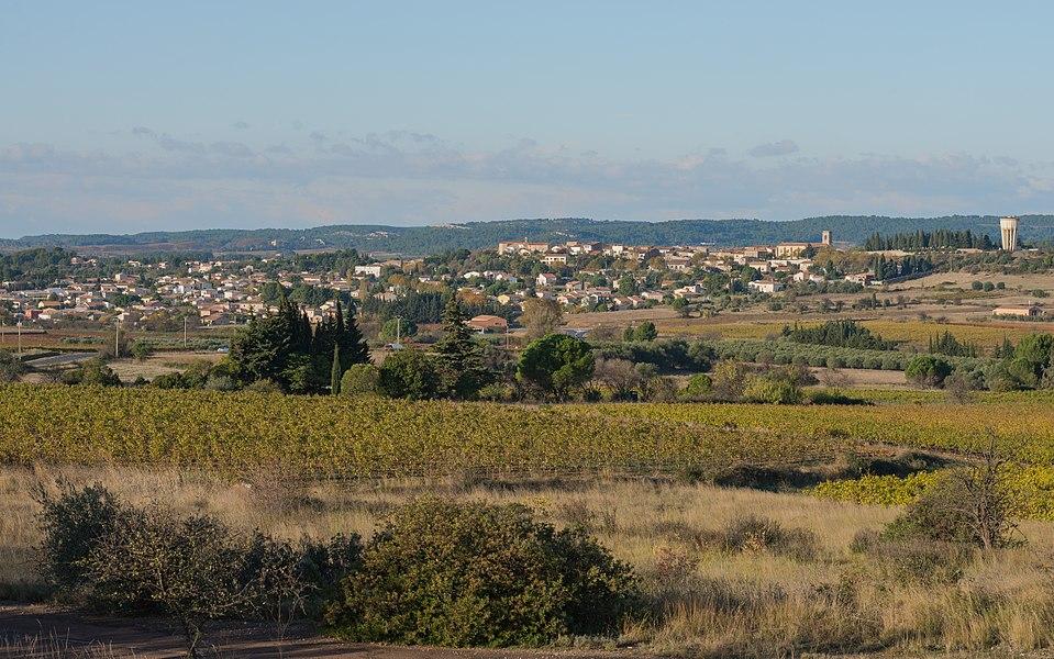 Villeveyrac, Hérault, France.