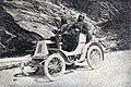 Vincenzo Fraschini sur Renault - Isotta-Fraschini 12 hp dans l'Apennin en 1901 (course Piombino-Grosseto).jpg