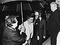Visit of the Chancellor of the University of London, HRH Princess Anne to the School, 8 May 1986 (4416711645).jpg