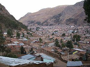 Huancavelica District - Huancavelica