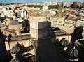 Vista de la catedral de València des del Micalet.JPG