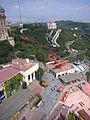 Vista del Parc d'Atraccions del Tibidabo.JPG