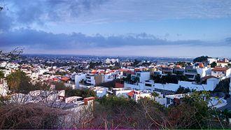 Culiacán - Image: Vista panorámica de Culiacán