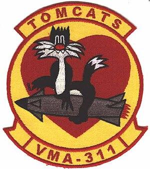 VMA-311 - Image: Vma 311 a
