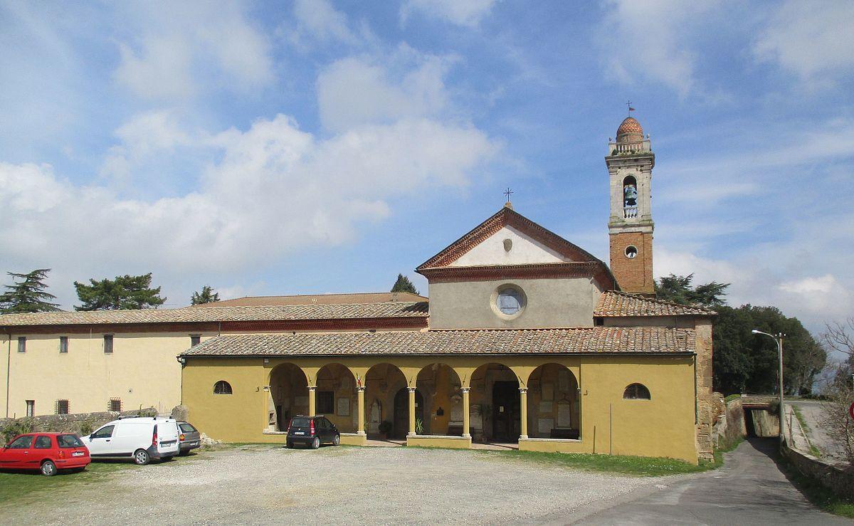 San Girolamo, Volterra - Wikipedia