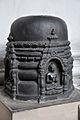 Votive Stupa - Pala School - Circa 11th Century CE - Bodhgaya - Bihar - Indian Museum - Kolkata 2013-04-10 7822.JPG