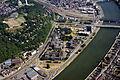Vue aérienne du site du Val-Benoît, à Liège.JPG