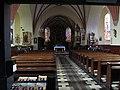 Węgorzewo, kościół śś. Piotra i Pawła, wnętrze (1).JPG