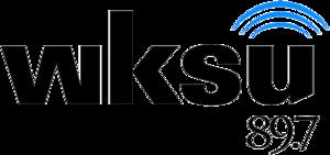 WKSU - Image: WKSU FM logo (radio waves)