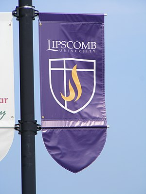 Lipscomb University in Nashville, Tennessee.