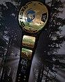 WWF CHAMPIONSHIP BELT CHRIS BENOIT AUTOGRAPH WWE.jpg