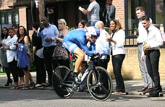 United States at the 2012 Summer Olympics - Taylor Phinney in the time trials