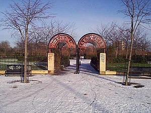 Walker, Newcastle upon Tyne - Image: Walker Park 1 1