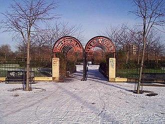 Walker, Newcastle upon Tyne - Image: Walker Park 1 1