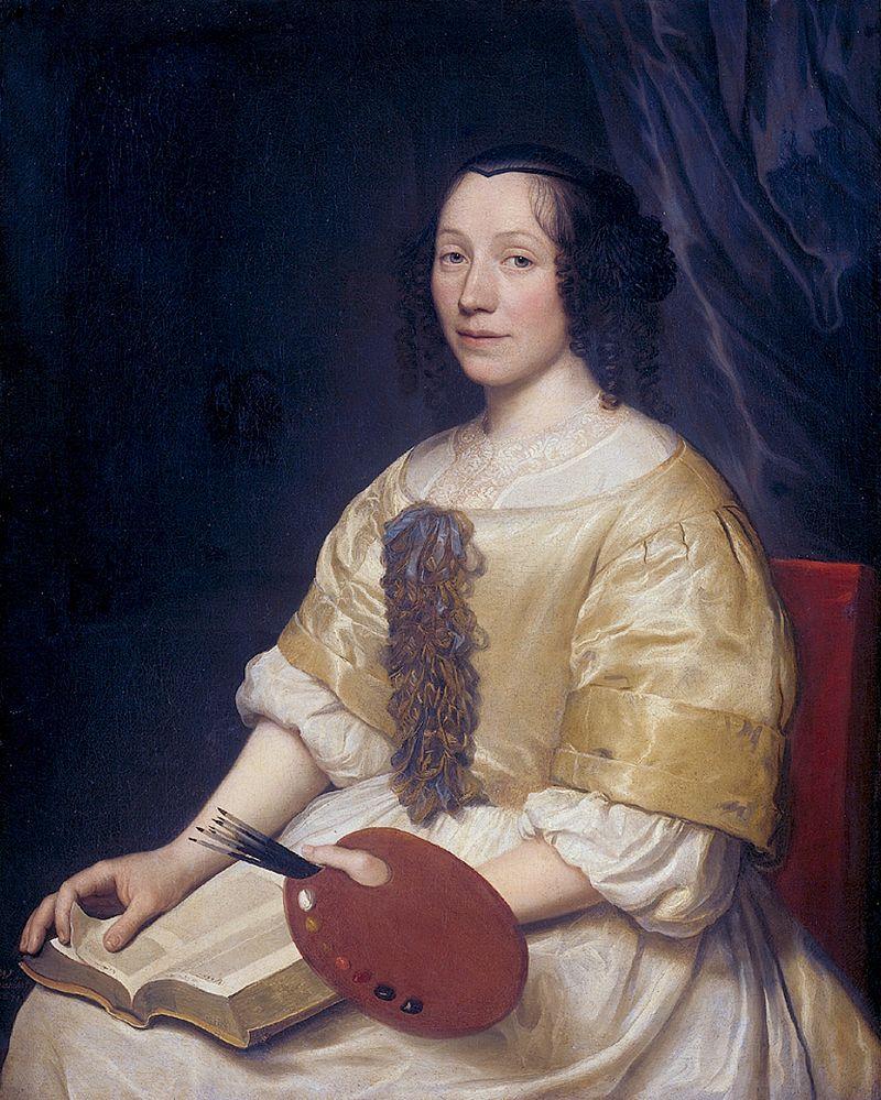 Вальеран Вальян, Мария ван Остервейк (1671)