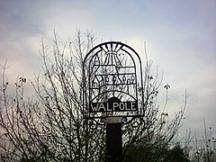 Walpole Sign - geograph.org.uk - 82942.jpg