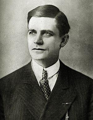 Walter Eli Clark - Image: Walter E. Clark as Alaska governor