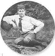 Walther Bensemann 1887