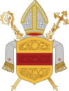 Coat of arms diocese of Münster.png