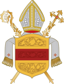 Coat of arms of the Diocese of Münster