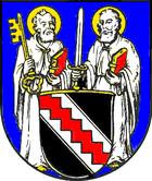 Das Wappen von Elze