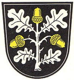 Kelsterbach - Image: Wappen Kelsterbach