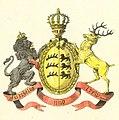 Wappen Koenigreich Wuerttemberg 1817.jpg