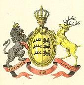 Wappen Baden Wurttembergs Wikipedia