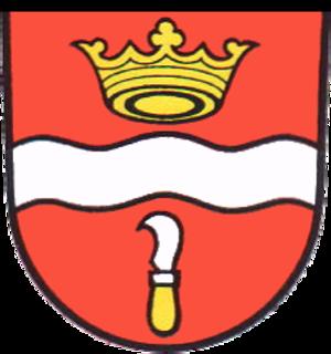 Winterbach, Baden-Württemberg - Image: Wappen Winterbach Remstal