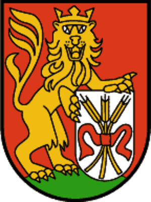Lustenau - Image: Wappen at lustenau