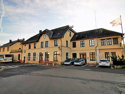 Comment aller à Gare De Wasserbillig en transport en commun - A propos de cet endroit