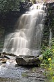 Waterfall middle black clough - geograph.org.uk - 505346.jpg