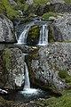 Waterfall on Afon Goch - geograph.org.uk - 832349.jpg