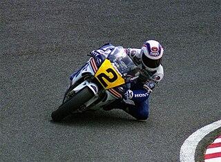 Wayne Gardner Australian motorcycle racer