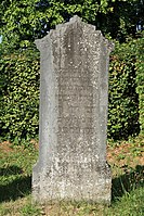 Weener - Unnerlohne - Jüdischer Friedhof 07 ies.jpg