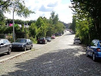 Werftbahnstrasse, 2016