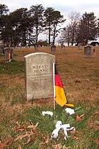 Werner Henke grave