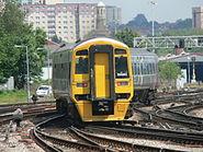 Wessex Trains Class 158 DMU 158965-02