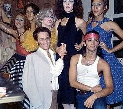 största gay orgie