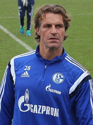 Christian Wetklo - Wetklo with Schalke in 2015