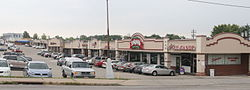 White Oak Commercial Area