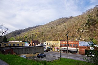 Town in West Virginia, United States