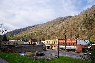 Whitesville, West Virginia - Whitesville