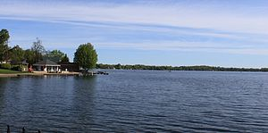 Whitmore Lake, Michigan - Whitmore Lake