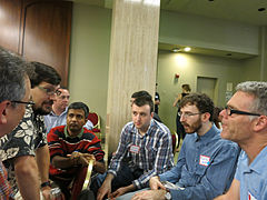 Wikimedia Foundation 2013 All Hands Offsite - Day 1 - Photo 39.jpg