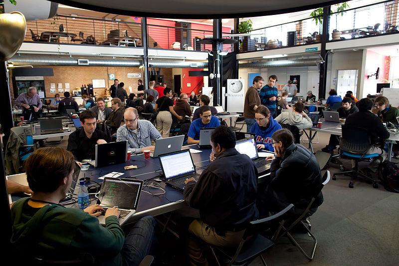 File:Wikimedia Hackathon San Francisco 107.jpg