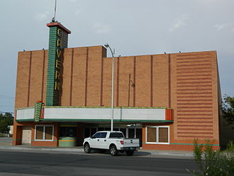 Carlsbad, New Mexico - The Cavern Theater